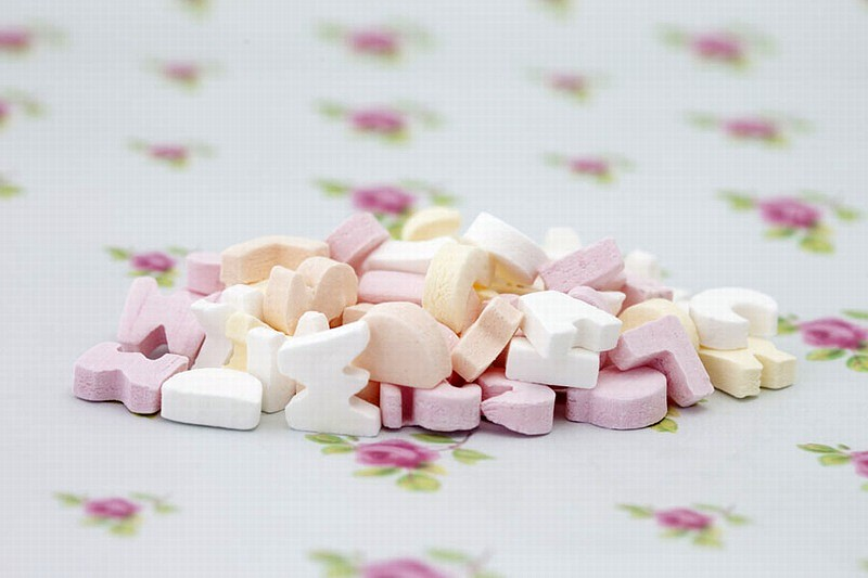 Candy letters - 250g
